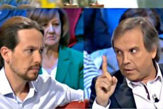 Antonio Miguel Carmona pone en evidencia y deja 'planchado' a Pablo Iglesias en 'La Sexta Noche'
