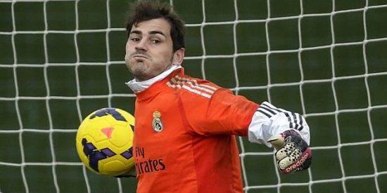 ... y el de Iker Casillas