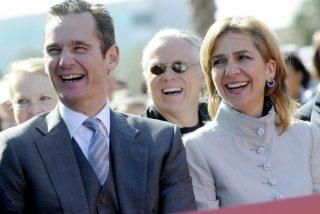 La Infanta Cristina amarga a su real hermano las dulces mieles de la coronación