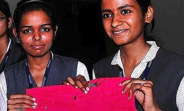 Dos mujeres inventan un pantalón antiviolación de lo más 'chivato'