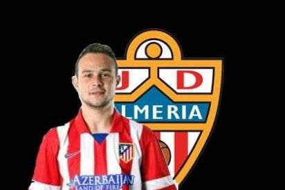 El Almería ficha a uno de los futbolistas del Atlético de Madrid