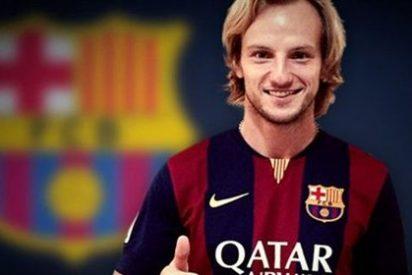 El Barça hace oficial el fichaje de Ivan Rakitic y manda a Denis Suárez al Sevilla