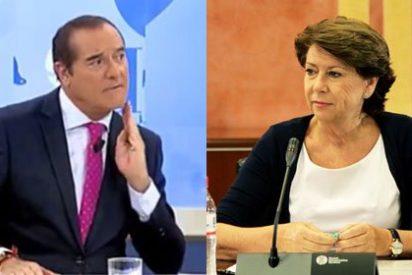 """Antonio Jiménez contra 'Maleni': """"¡Quién pudiera trincar 10.000 euritos mensuales por la cara! ¡Vaya chollo!"""""""