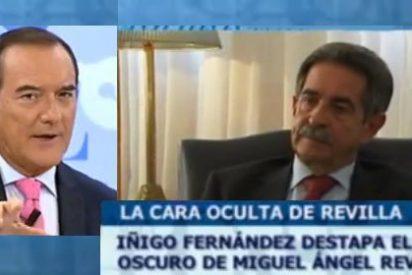 """Jiménez le pone las anchoas al cuarto a Revilla: """"Con la pelota que le hizo al Rey, ahora le niega un reconocimiento"""""""