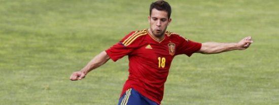 Matallanas se burla de su encontronazo con Jordi Alba