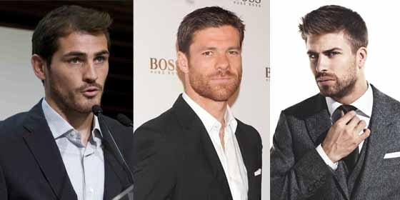 Casillas, Xabi Alonso y Piqué, los futbolistas más deseados por las españolas