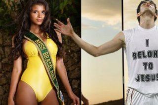 Kaká deja a su mujer por Miss Brasil 2013
