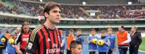 ¡Firma un precontrato con Kaká!