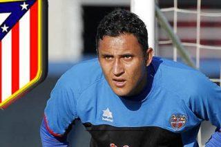 Keylor es el principal candidato a la porteria del Atlético
