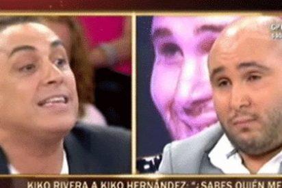 """Kiko Hernández da un golpe en la mesa y denuncia a Paquirrín por insultos: """"¡Vete a chuparla que eso se te da bien!"""""""