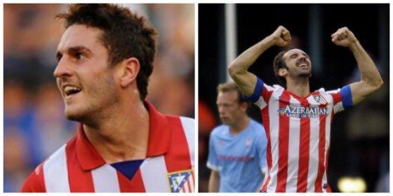 El Atlético anuncia la renovación de dos pilares