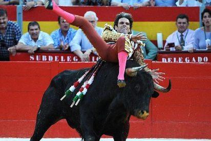 Triunfo y cogida de un torero sin miedo llamado José Tomás