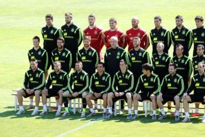 La foto oficial de la Selección