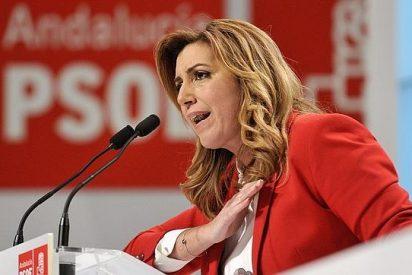 """Susana Díaz dice que el PSC """"no puede perder el rumbo"""" y debe seguir representando la centralidad"""