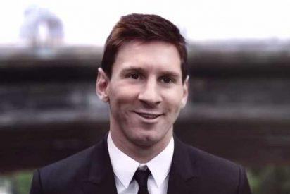Un doble de Ronaldinho 'se la mete doblada' a Messi