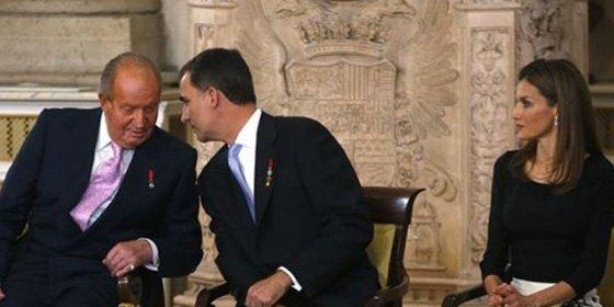 La frialdad de Don Juan Carlos con Doña Letizia: ni un gesto hacia ella