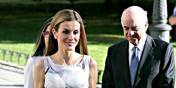 """La """"absoluta empatía"""" de la Reina Letizia con los colectivos de gays"""