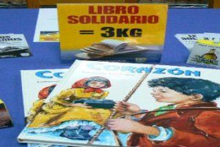 Campaña Libros Solidarios: Una cita para la cultura y la solidaridad en El Rastro madrileño