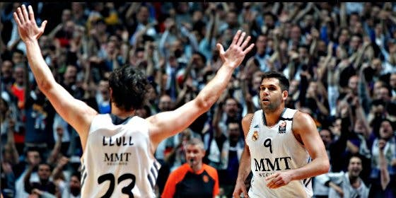 El Madrid bate a Unicaja en la prórroga y se clasifica para la final de la ACB