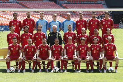España es la selección más veterana del Mundial de Brasil: 60 partidos por cabeza