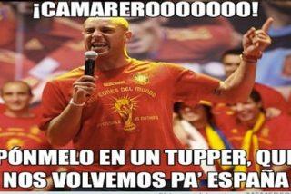 Los Memes de la eliminación de España