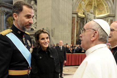 El Vaticano de Francisco, primera parada de los Reyes