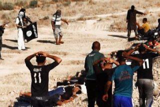 Los yihadistas del EIIL reivindican la ejecución de 1.700 soldados iraquíes