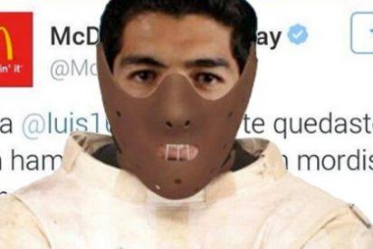"""El feroz Luis Suárez sobre su mordisco al italiano Chiellini: """"No hubo nada"""""""