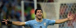 El feo gesto de Luis Suárez con su selección tras conocer su sanción