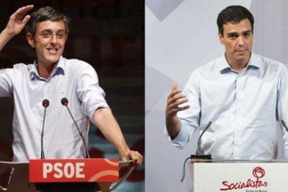Sánchez aprovecha el punto flaco de Madina para ganarse a los barones