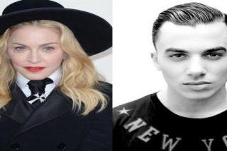 La voraz Madonna se hace con un nuevo novio 'yogurín' y da el cante como nunca