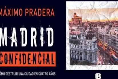 Máximo Pradera sorprende con su particular visión de Madrid, una ciudad desesperanzada y casi desahuciada por sus políticos