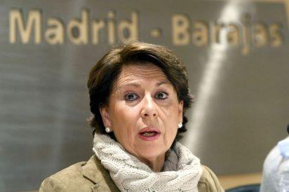 El BEI pondrá en la calle a Magdalena Alvarez antes del próximo 22 de julio
