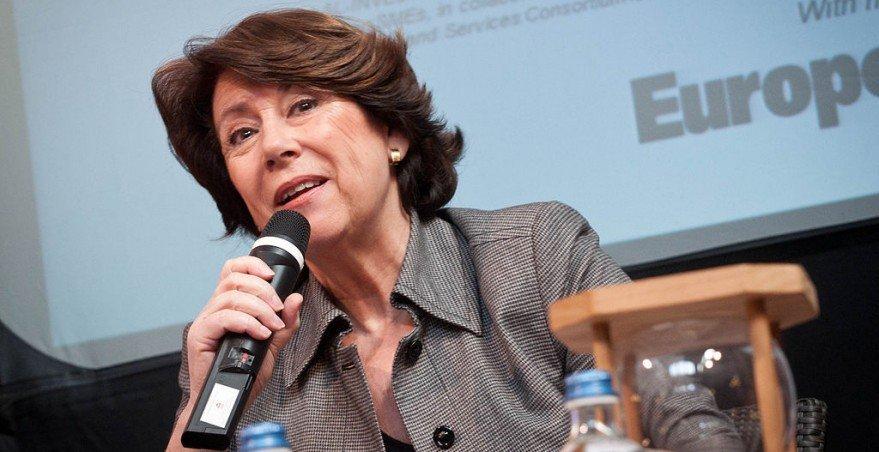 Magdalena Alvarez dice por fin 'bye, bye' al BEI y a su espléndido sueldo europeo