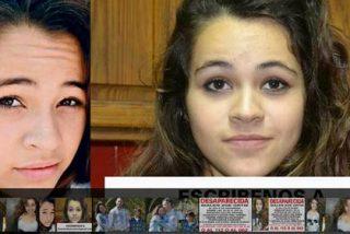 Cinco guardias civiles buscan a Malén Ortiz en