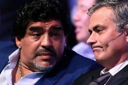 """Maradona: """"Mourinho tenía razón sobre Casillas pero eso le costó marcharse del Madrid"""""""