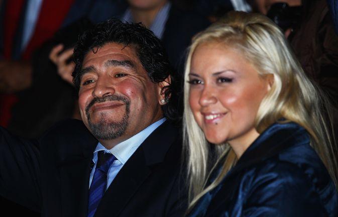 """""""Maradona me pegaba. Voy a denunciarlo porque tengo pruebas"""""""
