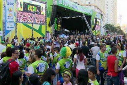Un millón de evangélicos marchan por Jesús en Río de Janeiro