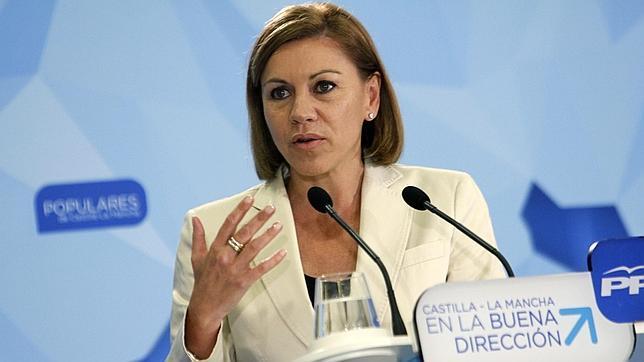 María Dolores Cospedal anuncia una batería de inversiones en la sanidad, educación y servicios sociales