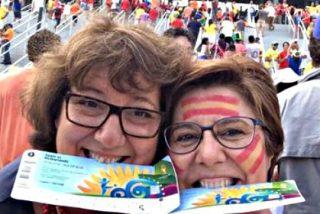 La presentadora de TVE levanta ampollas y las dudas de la familia de Letizia