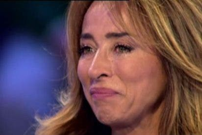 María Patiño llora tras ser nombrada presentadora del 'Deluxe', ¿qué pasa realmente con Terelu?