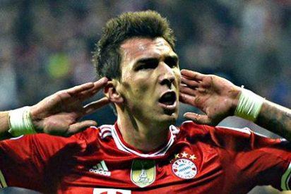 Mandzukic, el delantero croata abandona el Bayern y se pone a 'tiro' del Real Madrid