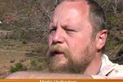 Hallan restos humanos cerca del coche del holandés desaparecido en Valdeorras