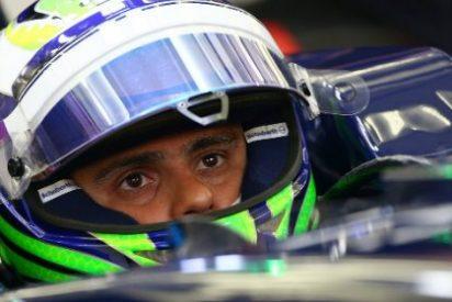 Neymar ayudó a Massa a conseguir la pole