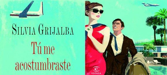 Silvia Grijalba hará sentir al lector como las grandes protagonistas de Hollywood en los años cuarenta