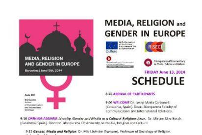 Género, Religión y Comunicación