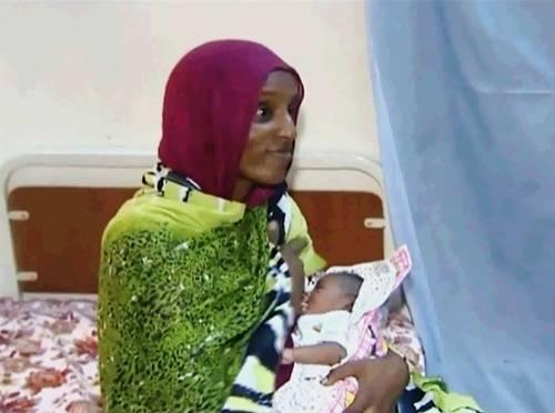 Cancelada la condena a muerte contra la sudanesa Meriam Ibrahim