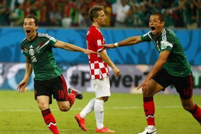 La valentía de México tiene recompensa en Mundial de Brasil