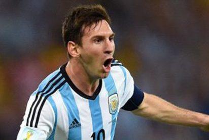 Messi tira de una floja Argentina ante la debutante Bosnia (2-1)