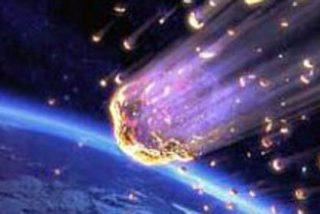 Se desintegra como si tal cosa un asteroide...¡sobre el pueblo toledano de Villacañas!